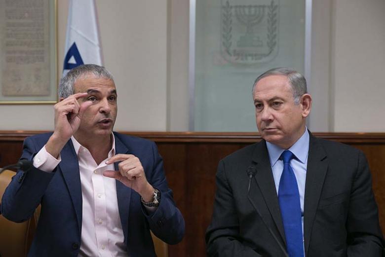 """متحدث باللغة العربية قد يصبح رئيس وزراء """"إسرائيل"""""""