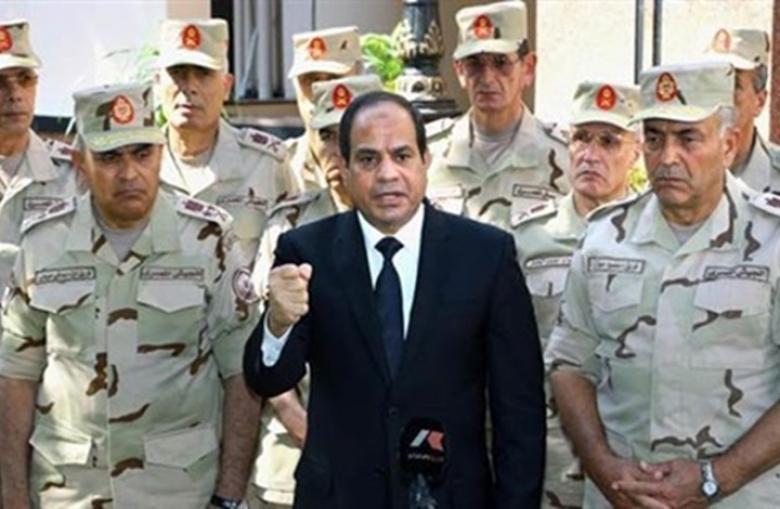 5 جنرالات في مصر مرتشون.. لماذا يسرق رجال السيسي؟