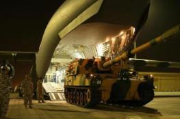 وصول الدفعة السادسة من الجيش التركي لقطر