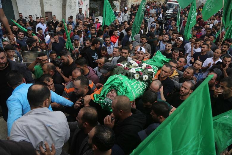 """""""حماس"""" تعقب على جريمة الاحتلال في بيت لحم.. وهذا ما قالته"""