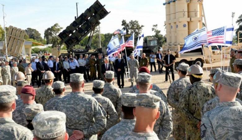 """افتتاح قاعدة دائمة للجيش الأمريكي بـ""""إسرائيل"""""""