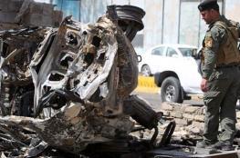 16 قتيلا وجريحا في تفجير شمال بغداد