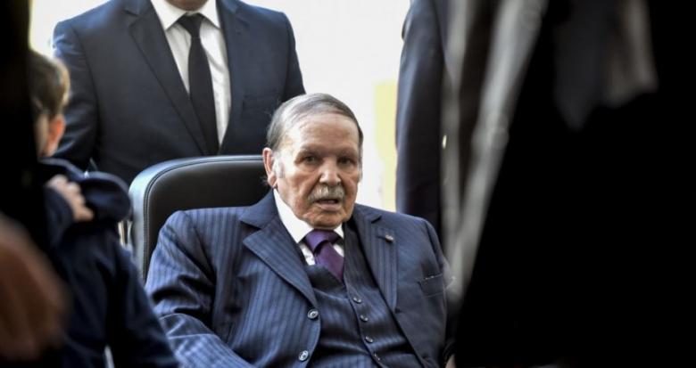 بوتفليقة يعلن عدم ترشحه لولاية خامسة وتأجيل الانتخابات الرئاسية