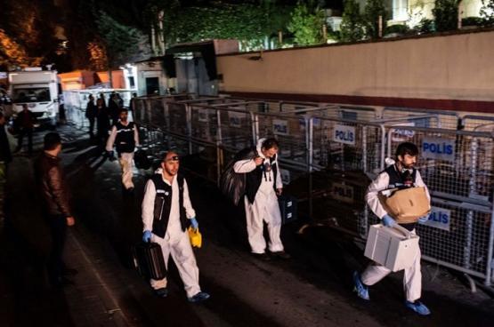 ماذا قال مصدر سعودي عن مصير جثة خاشقجي؟