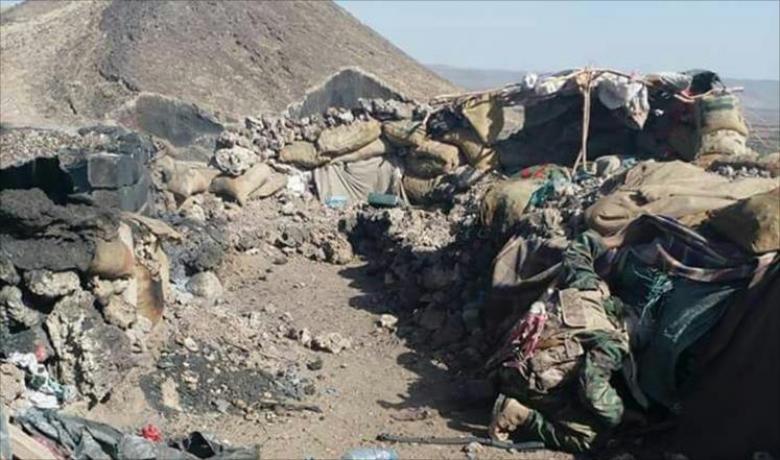 """معارك عنيفة في """"قلب اليمن"""""""