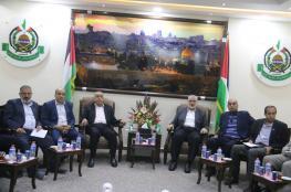 صرف رواتب موظفي غزة ورفع العقوبات قبل 10 ديسمبر