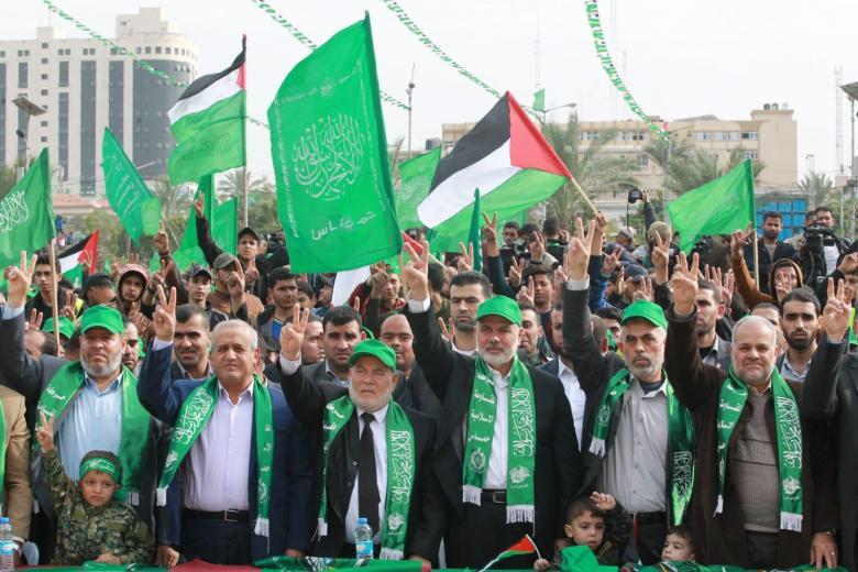 تعرف على بيان حركة حماس في ذكرى انطلاقتها 32