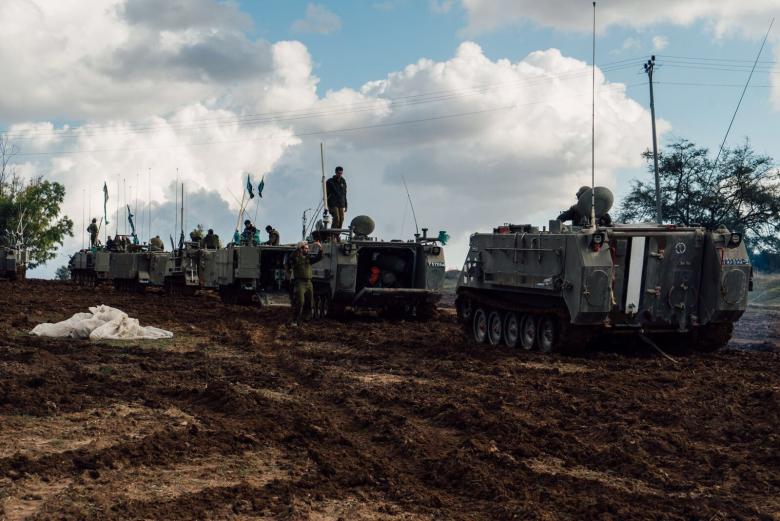 تعرف على مشروع الاحتلال الجديد للدفاع الصاروخي في غلاف غزة