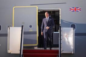 الأمير وليام يصل الأراضي المحتلة للقاء نتنياهو وعباس