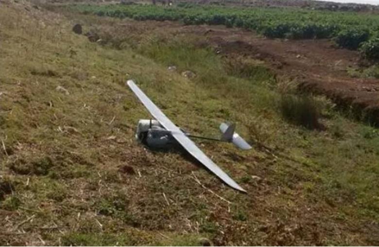 واللا: إسقاط طائرة بدون طيار فوق هضبة الجولان