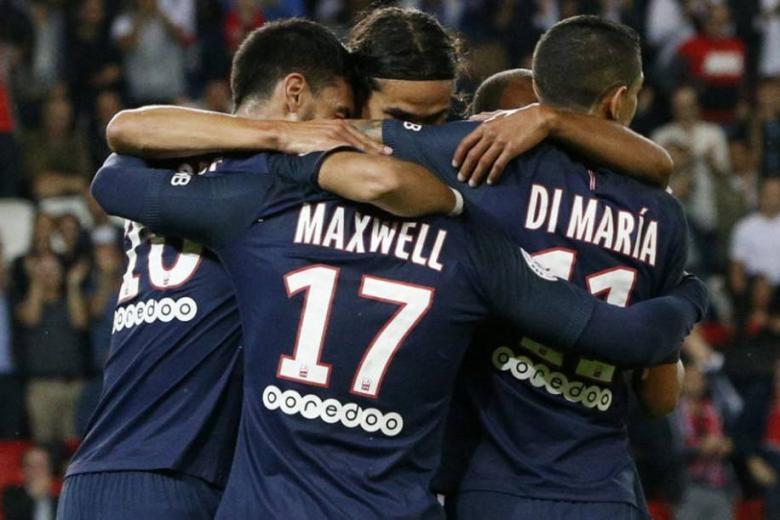 سان جيرمان يقسو على ليون برباعية في الدوري الفرنسي