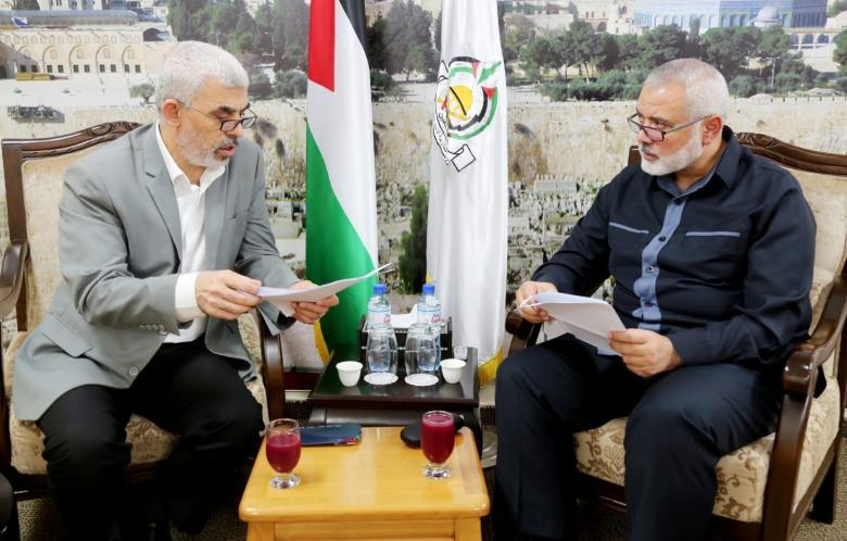 """""""حماس"""" تكشف حقيقة تشكيل """"لجنة إدارية"""" لقطاع غزة"""