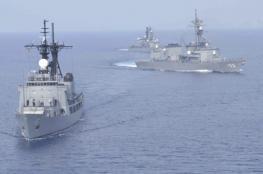 مناورات أمريكية يابانية لمواجهة التهديد الكوري الشمالي