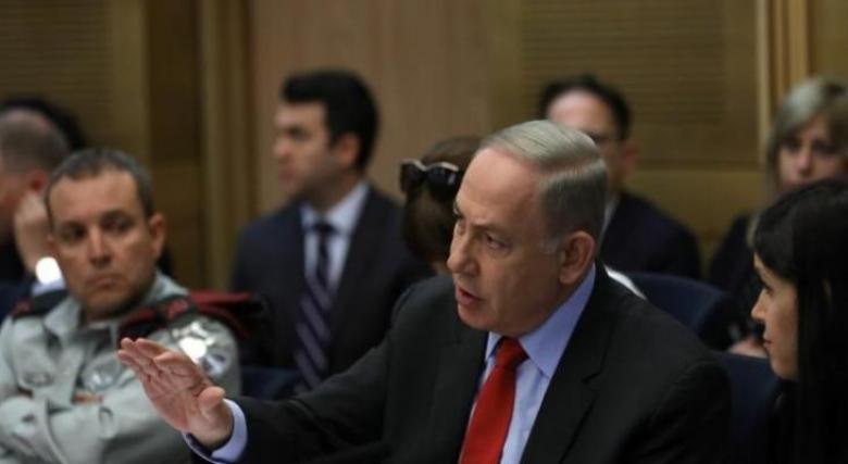 نتنياهو ينفي التوصل لاتفاق تهدئة مع حماس