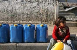 منظمة حقوقية: غزة على شفا كارثة إنسانية