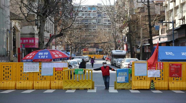 الإعلان عن موعد رفع القيود عن مدينة ووهان الصينية