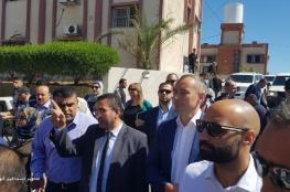 ملادينوف: كنا على حافة حرب رابعة بغزة وتمكنا من إيقافها