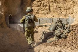 """الاحتلال يجري عمليات بحث عن الأنفاق قرب """"ناحل عوز"""""""