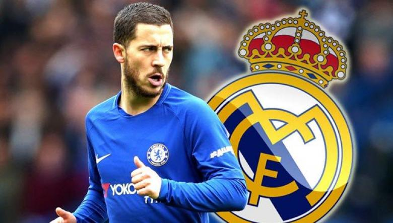 ريال مدريد يتوصل لاتفاق نهائي بشأن صفقة هازارد