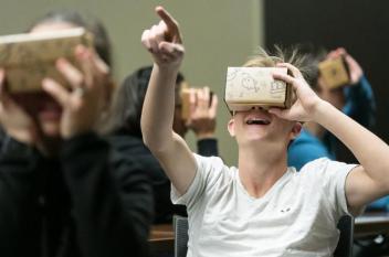الواقع الافتراضي وعصر جديد للسينما