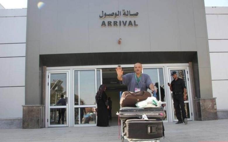 فتح معبر رفح اليوم حتى الخميس لعودة حجاج غزة