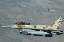 غارات إسرائيلية وهمية على غزة