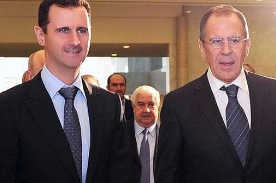 لافروف: الأسد ليس حليفنا وهدنة وشيكة بحلب