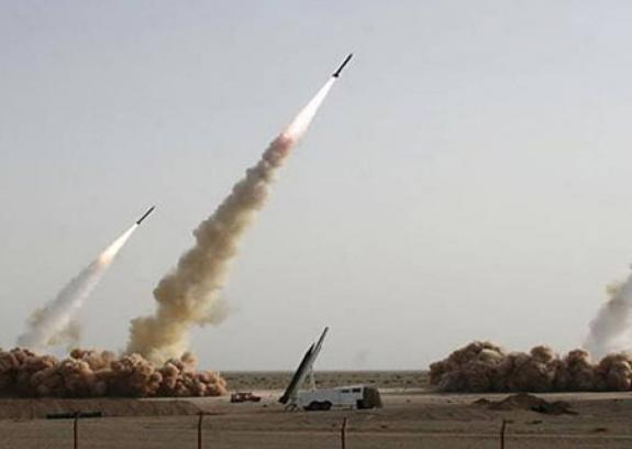 """0404: سقوط صاروخين في """"أشكول"""" أطلقا من سيناء"""