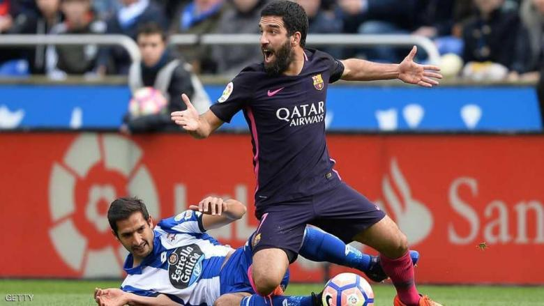 """لاعب برشلونة """"المنبوذ"""" يقترب من تركيا"""