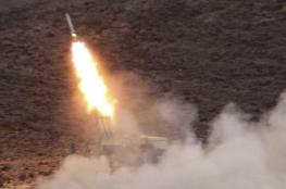 صاروخ حوثي فاشل باتجاه نجران