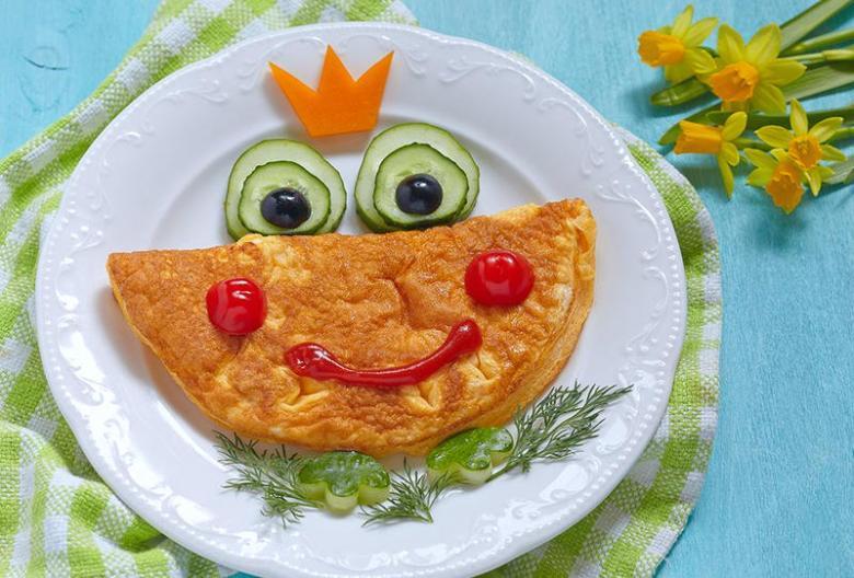 وجبات فطور للأطفال