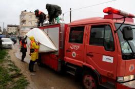 الدفاع المدني بغزة: نفذنا 40 مهمة خلال 24 ساعة