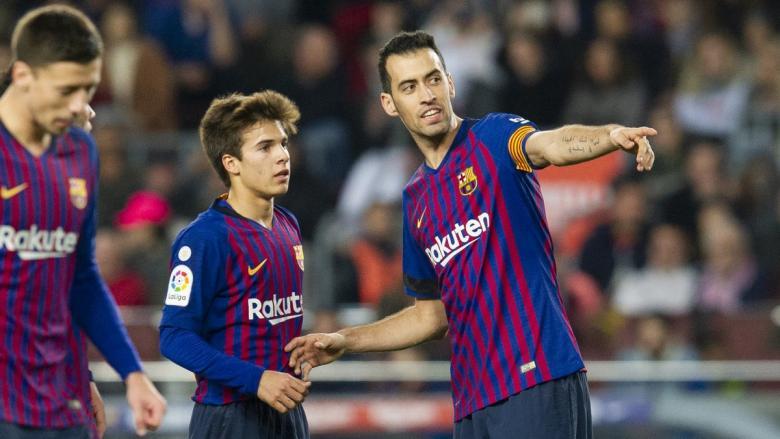 لأول مرة.. لاعب برشلونة يُهدد بترك النادي