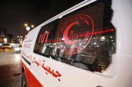 وفاة فتاة متأثرة بجراحها بحادث سير غرب غزة