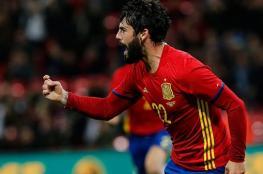 إيسكو يرد على شائعات انتقاله لبرشلونة