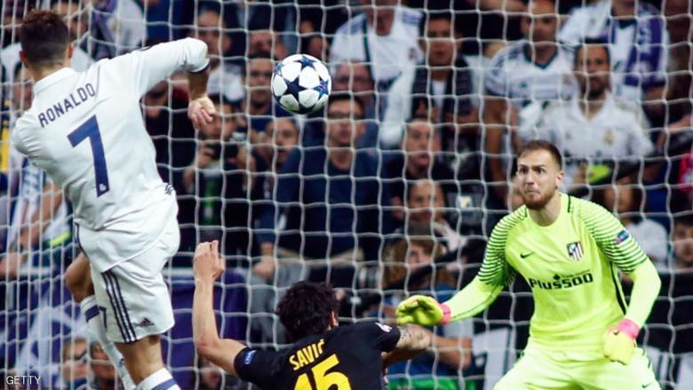 أوبلاك يتعملق في انتصار أتليتيكو مدريد