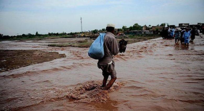 فيضانات تسفر عن حوالى 100 قتيل في نيجيريا