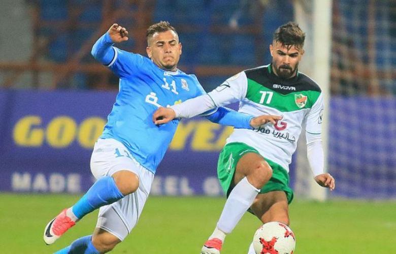 تصرف مشين من لاعب بالدوري الأردني يكلفه عقوبة مشددة
