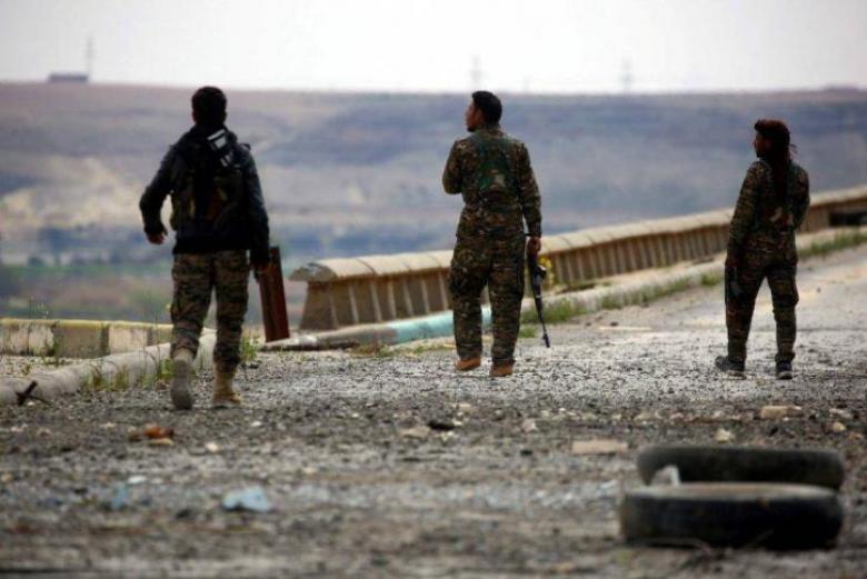 نزوح 100 ألف شخص جراء معارك شمال غرب سوريا