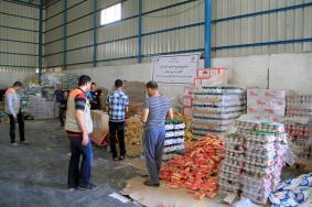اللجنة القطرية تجهز لإطلاق أكبر مشروع لتوزيع القسائم الشرائية في غزة