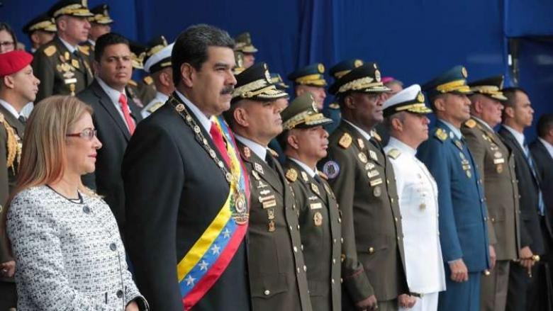 """إدانات واسعة لمحاولة اغتيال """"مادورو"""" وبوليفيا تتهم واشنطن"""