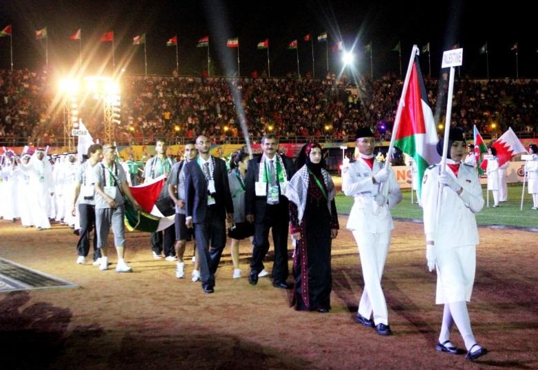 منتخب فلسطين لألعاب القوى يستعد للمشاركة في دورة التضامن الإسلامي
