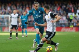 مفاجأة في قائمة ريال مدريد لموقعة فالنسيا