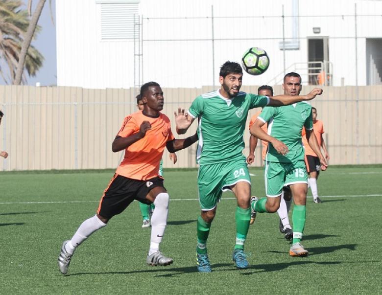 5 مباريات تقام في دوريات قطاع غزة