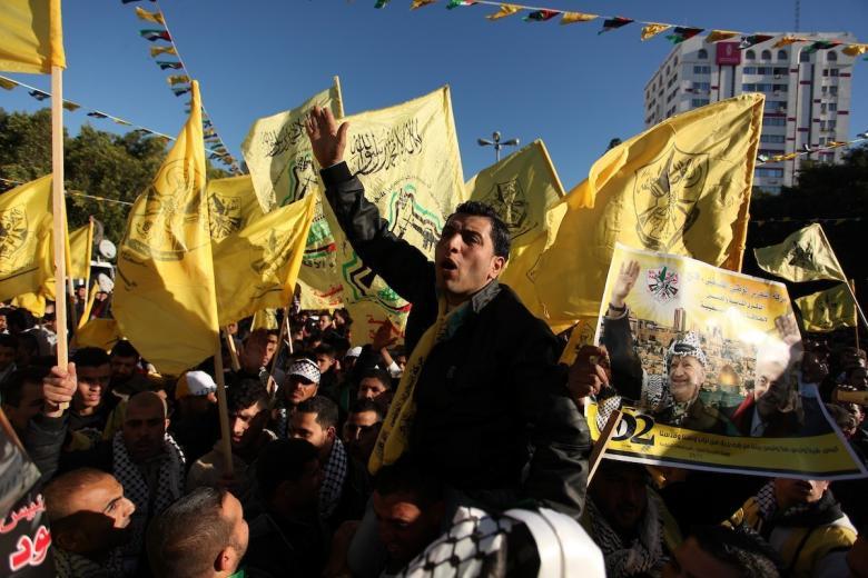 قيادة جديدة لحركة فتح في غزة