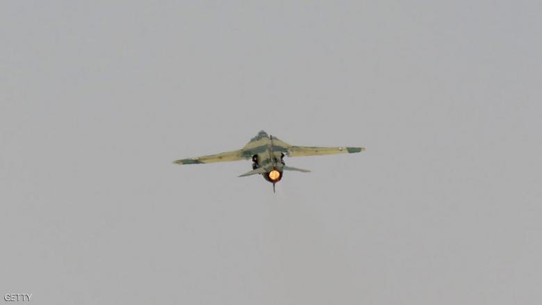 الجيش الأميركي يعلن إسقاط طائرة سورية