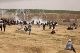 إصابتان شرق غزة ودير البلح برصاص الاحتلال