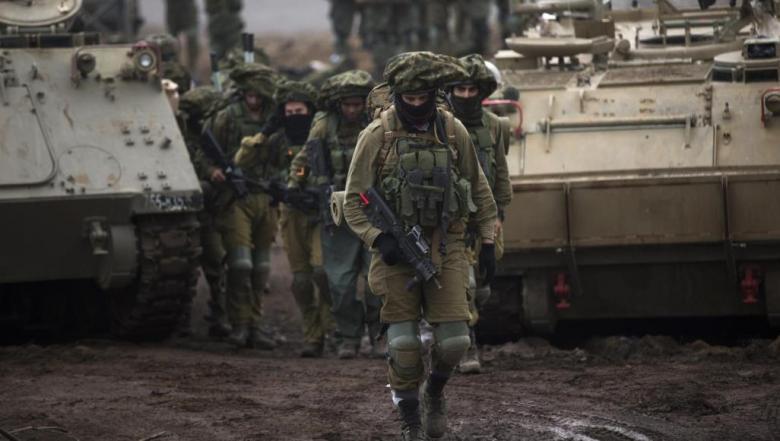 الاحتلال ينفذ مناورة في شمال غور الأردن