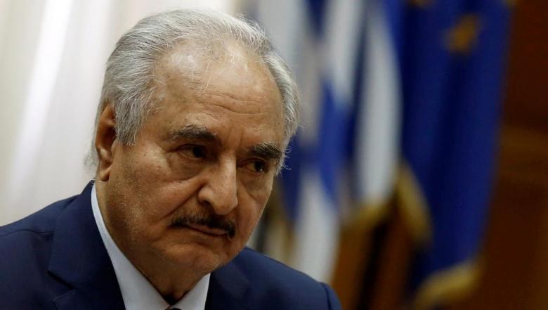 حفتر يرفض وقف إطلاق النار ويتوعد بالسيطرة على طرابلس