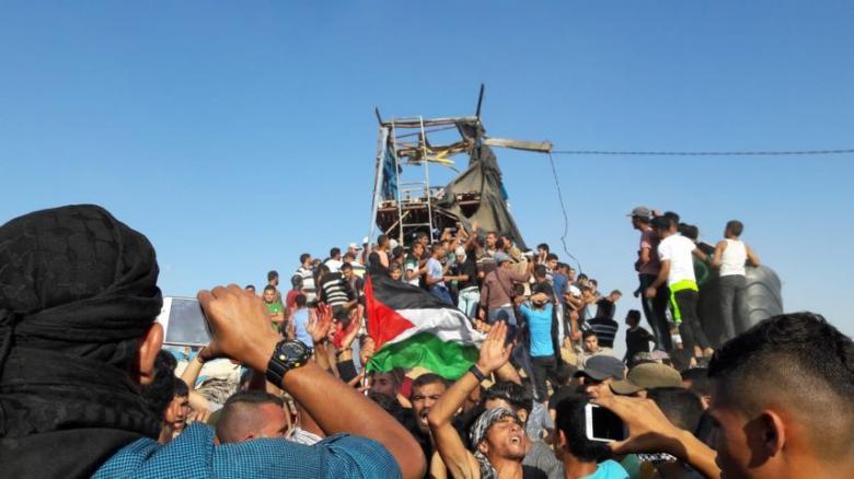 4 شهداء في قصف إسرائيلي لمواقع في قطاع غزة